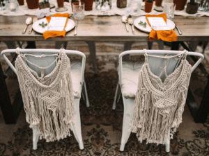 Makramee Hochzeit