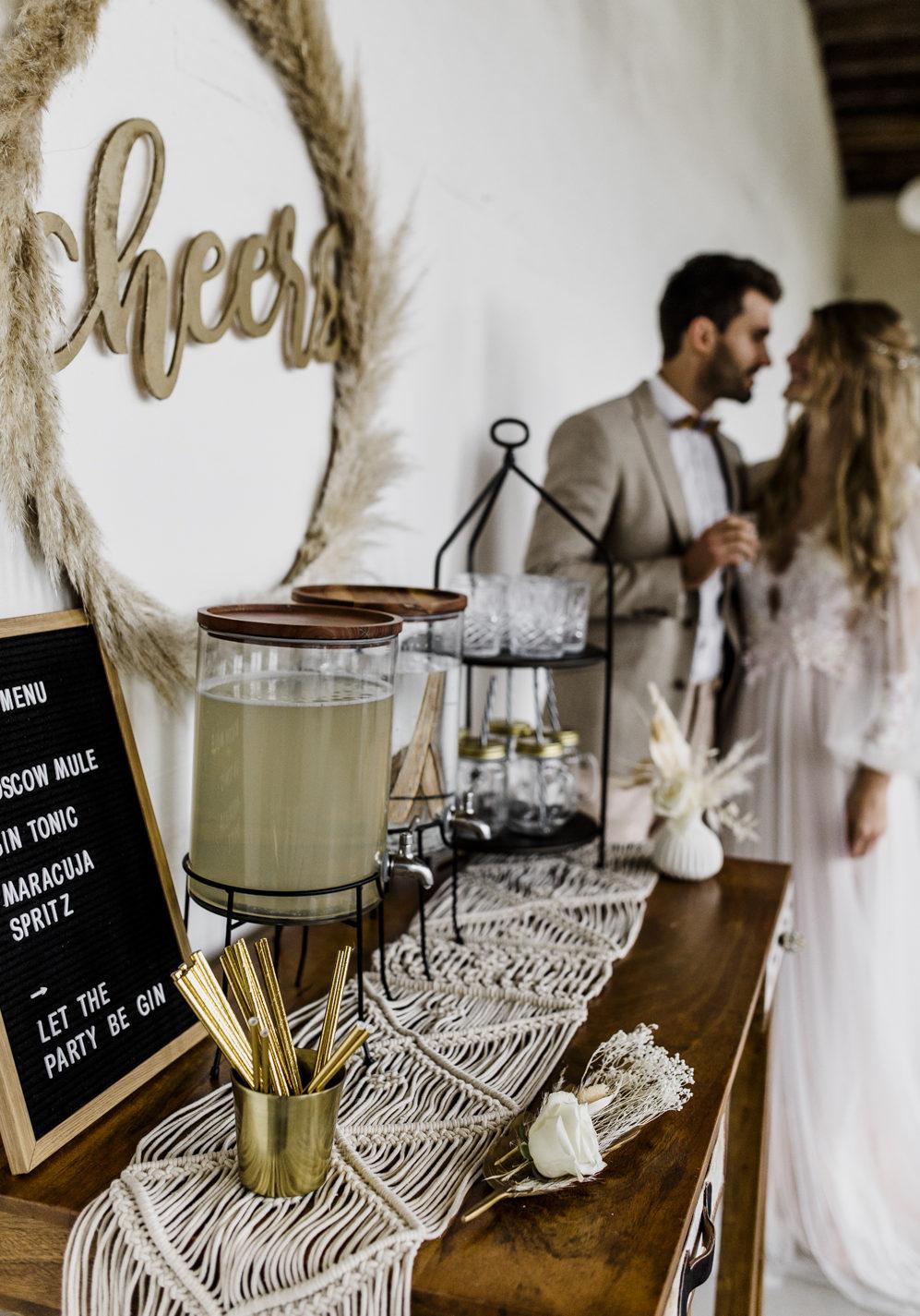 Limo-Bar ausleihen Hochzeit