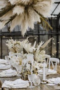 tichdeko Hochzeit